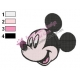 Mickey Mouse Cartoon Embroidery 15